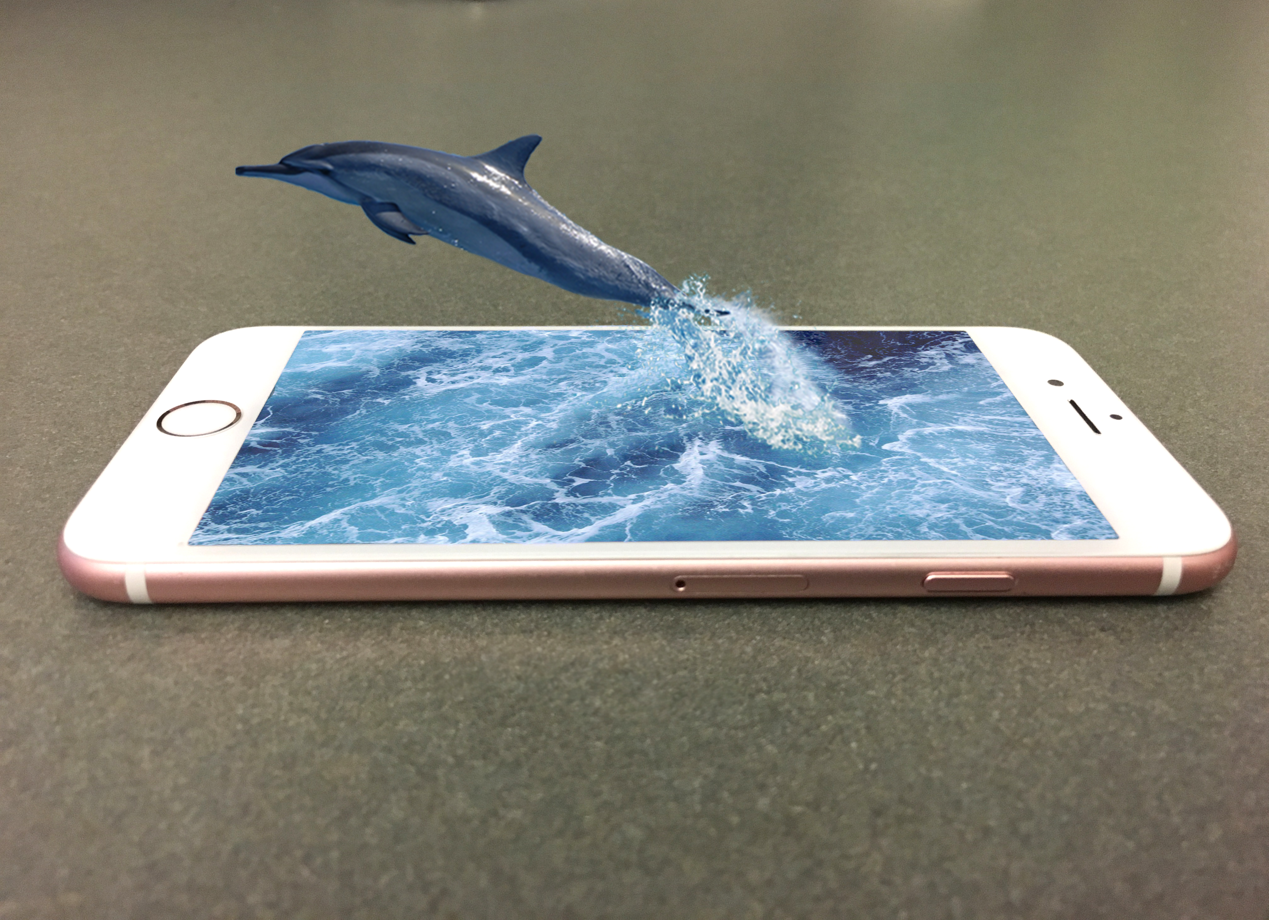 Dolphin iPhone