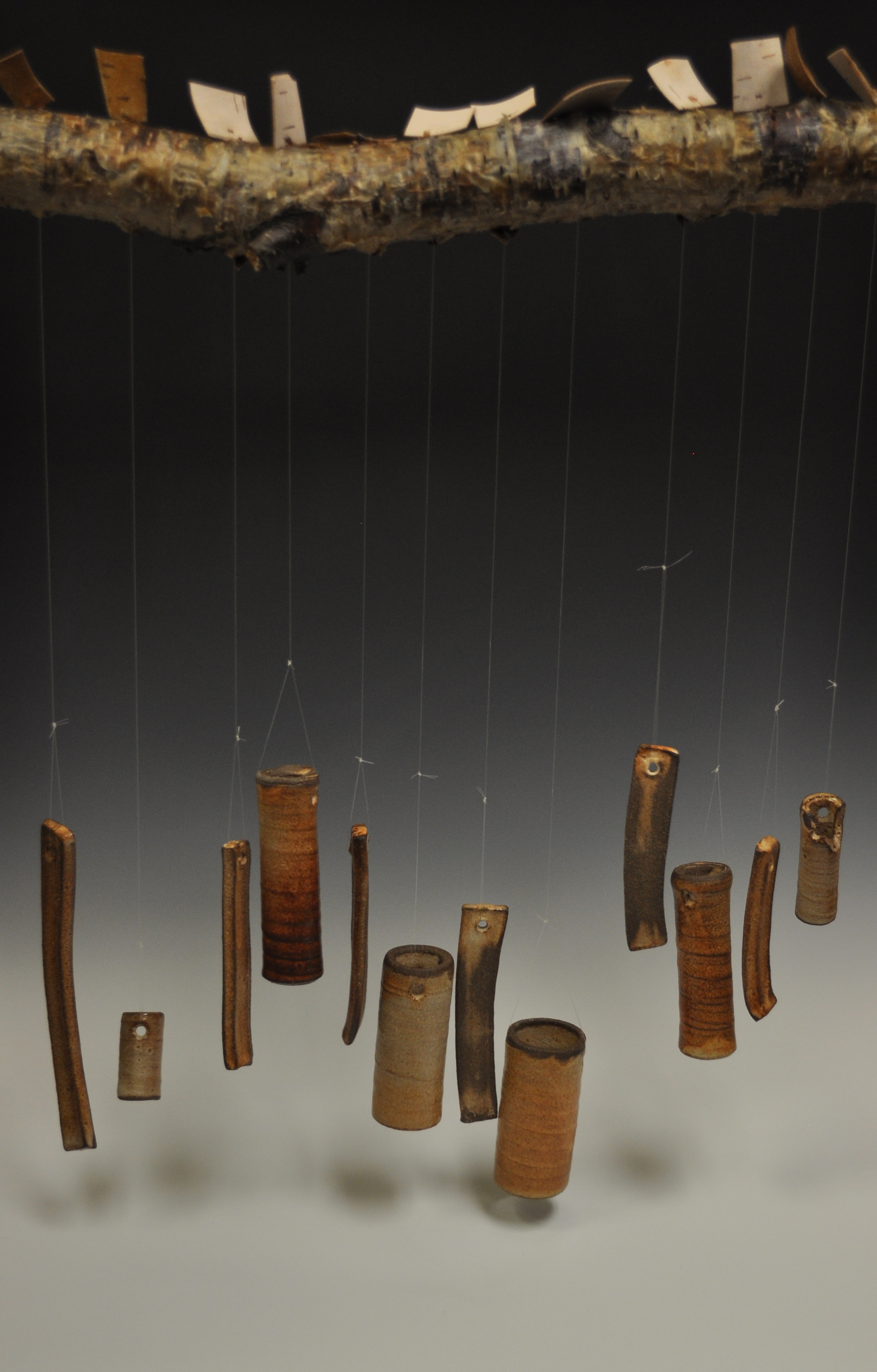 Birch Wind Chimes