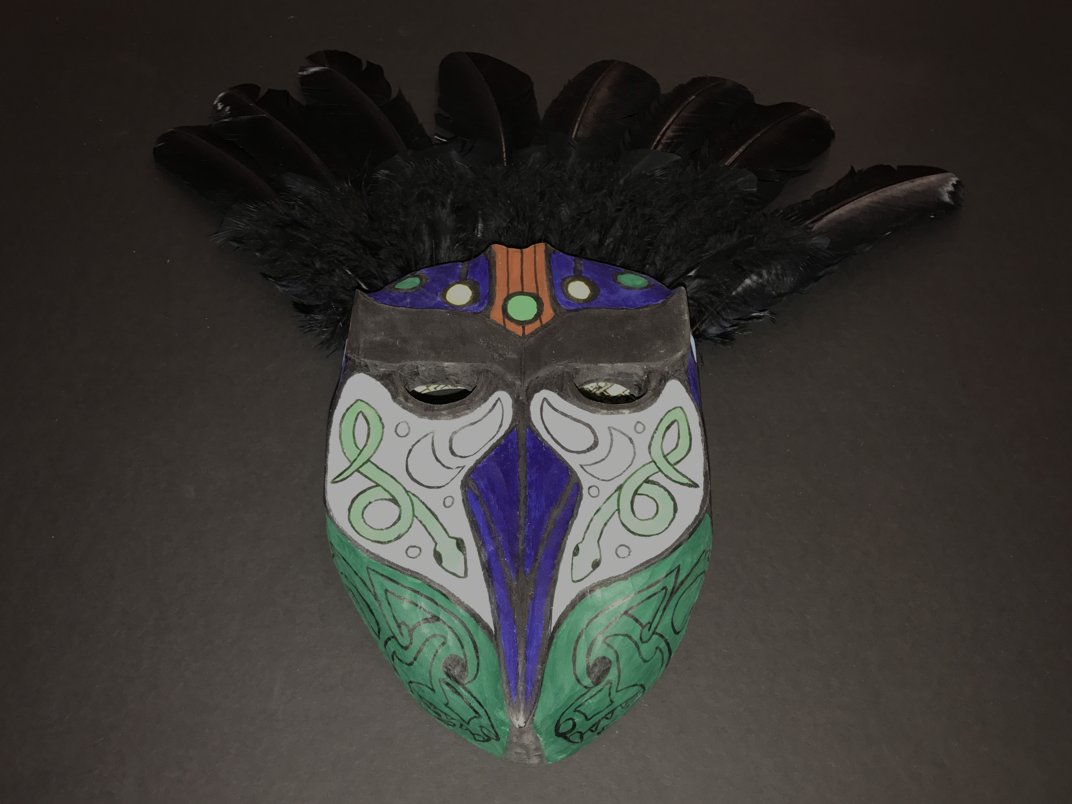 Norse Mask