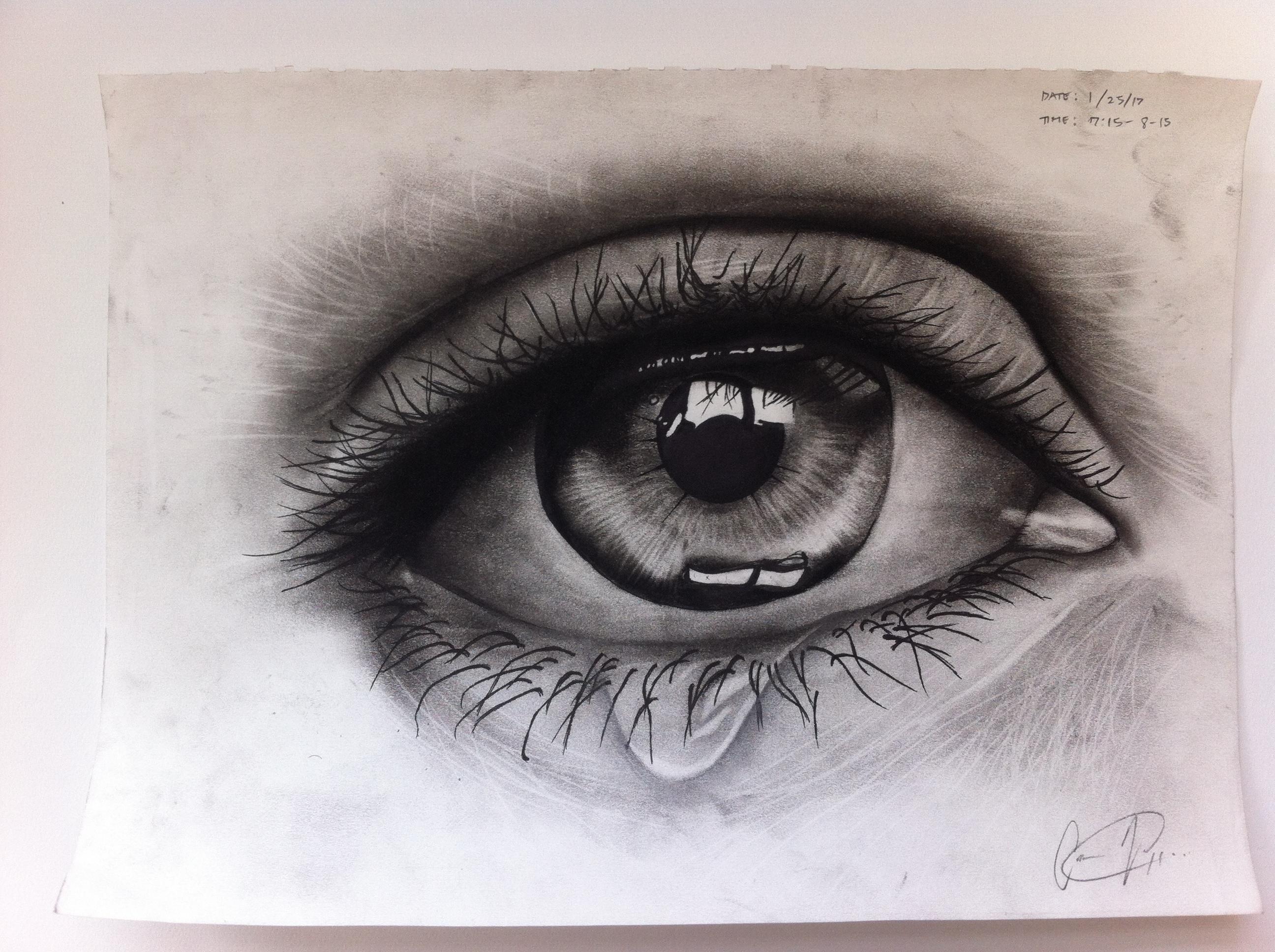 Teary Eye