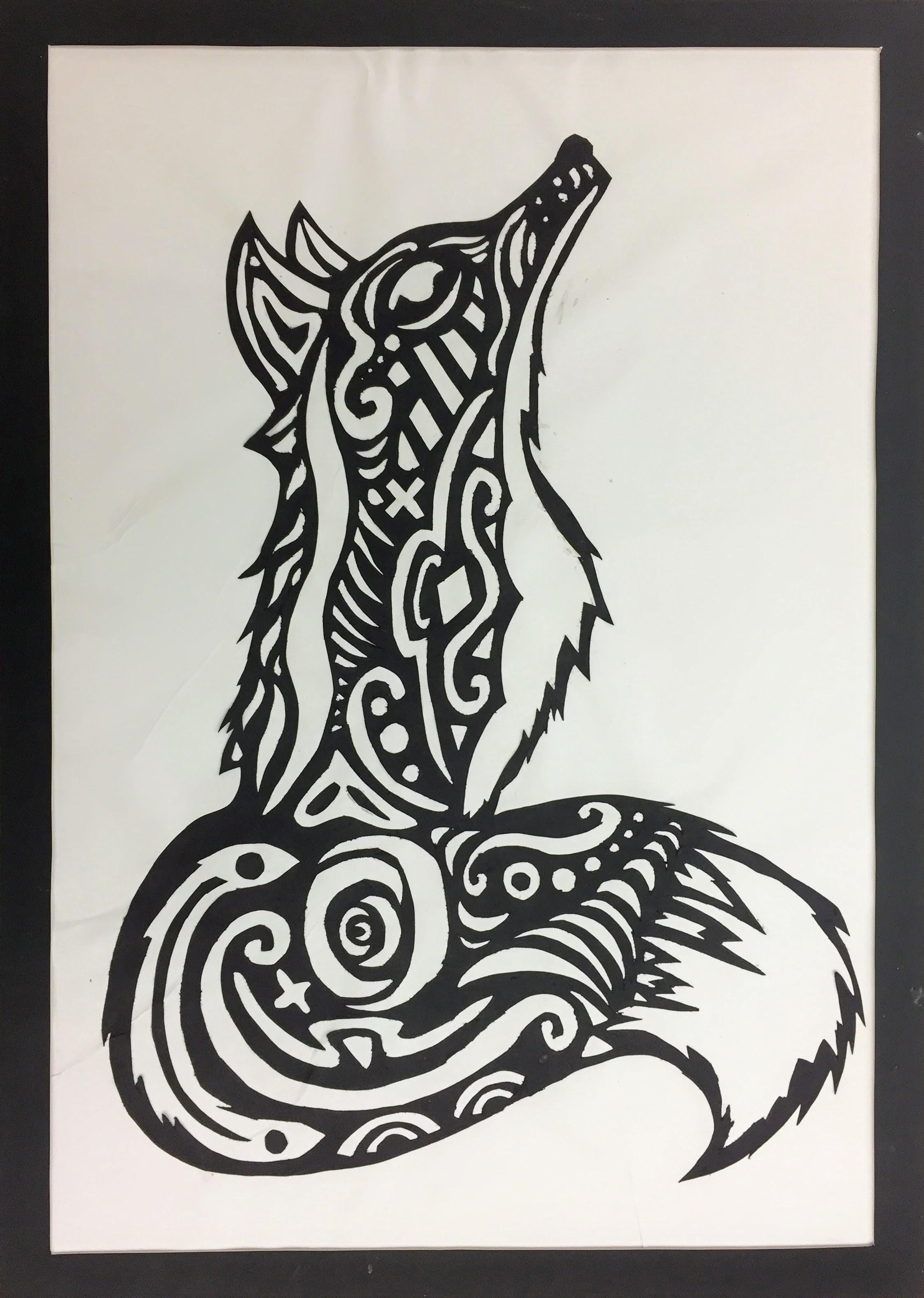 Cimmerian Kitsune