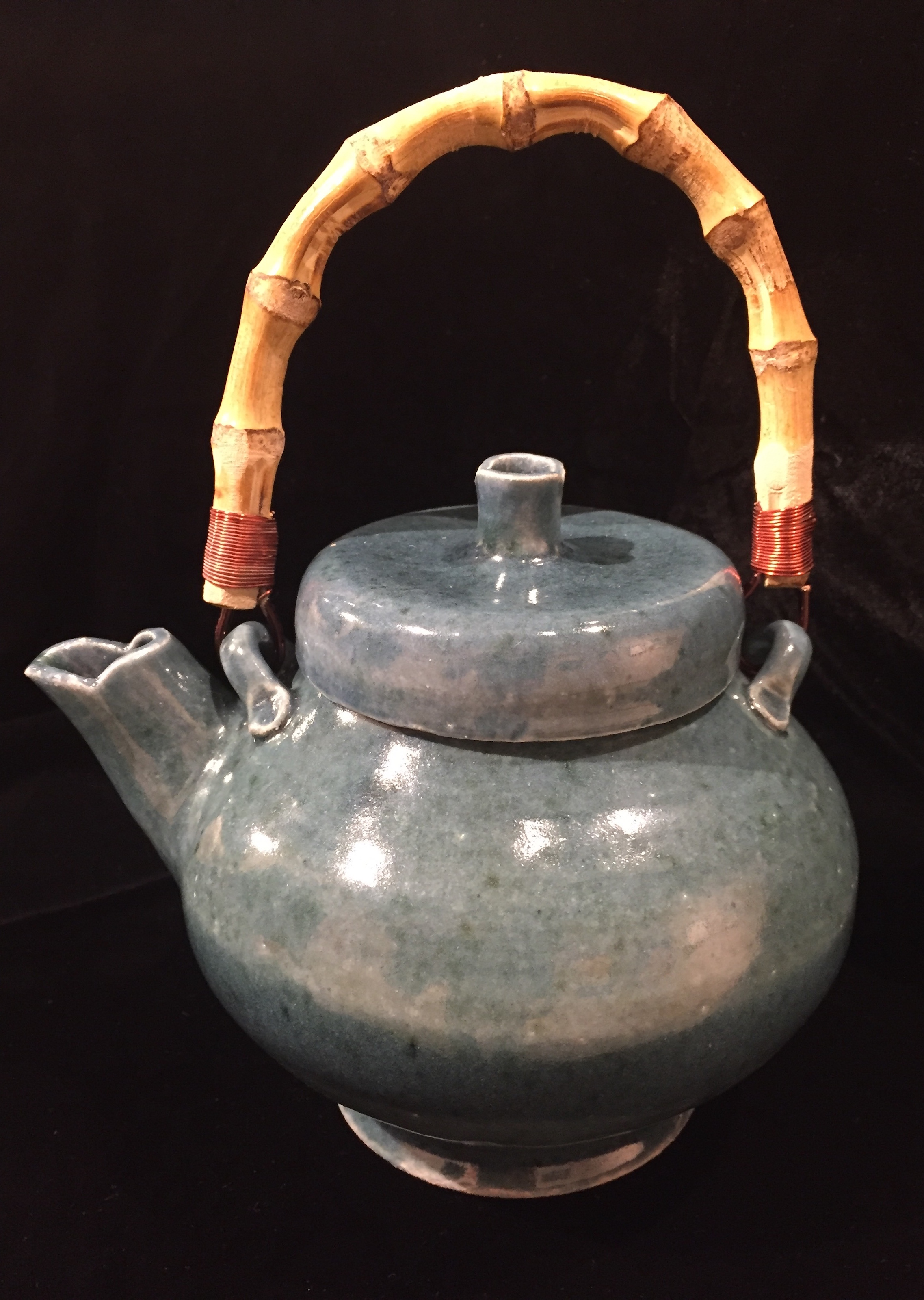Robins Egg teapot