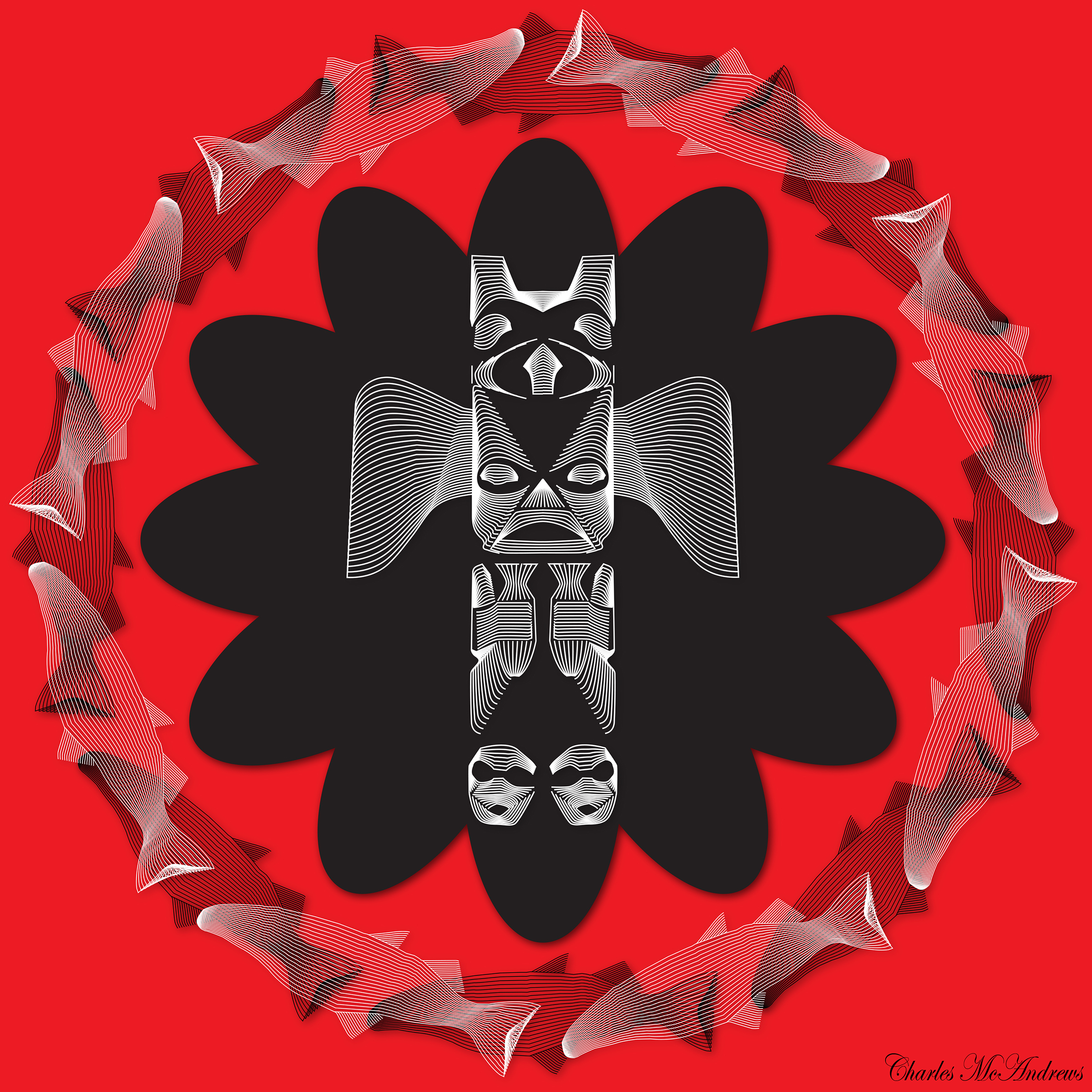 The Totem Web