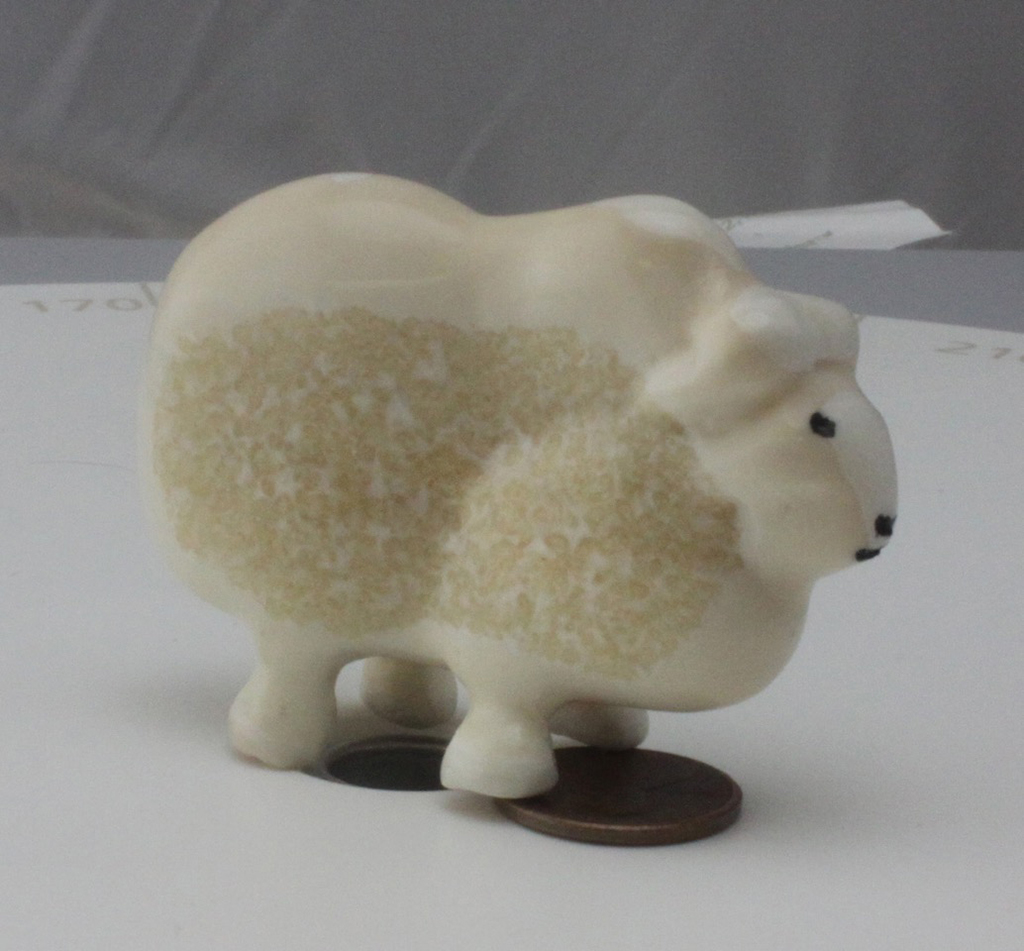 Muskox-Carving