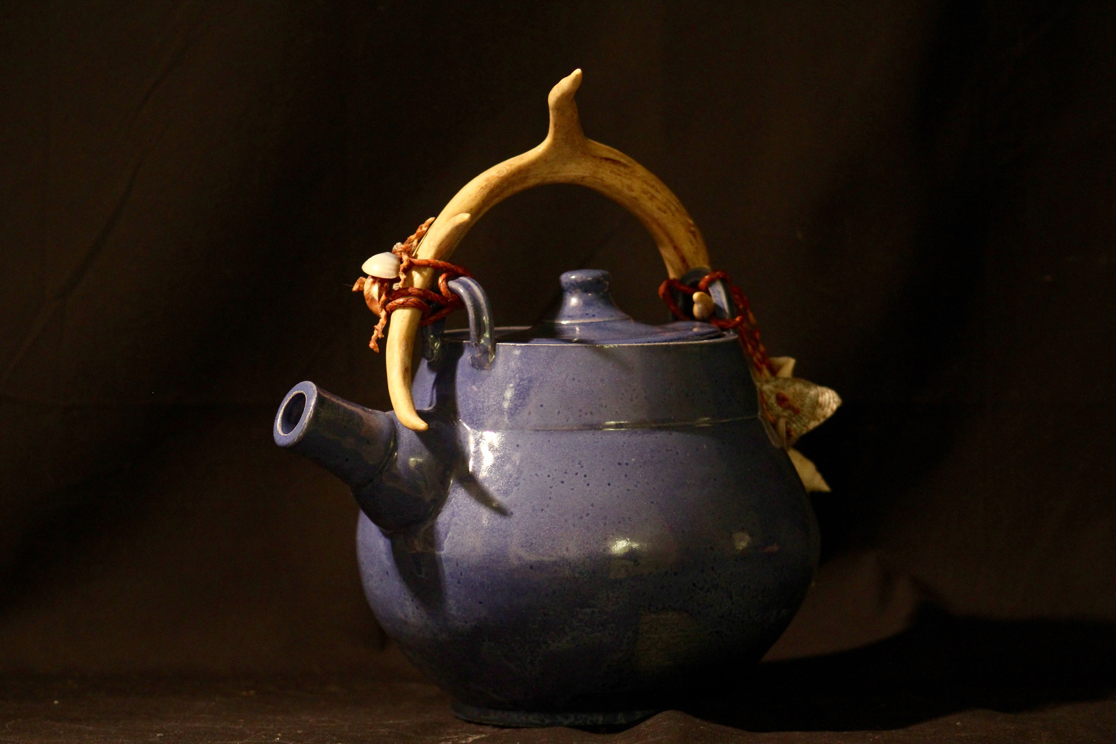 Shaman's Teapot