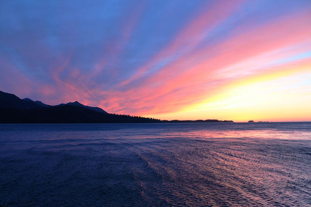 Sitka-Sunset