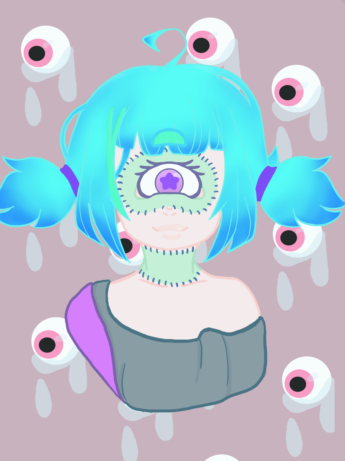Cyclops Girl