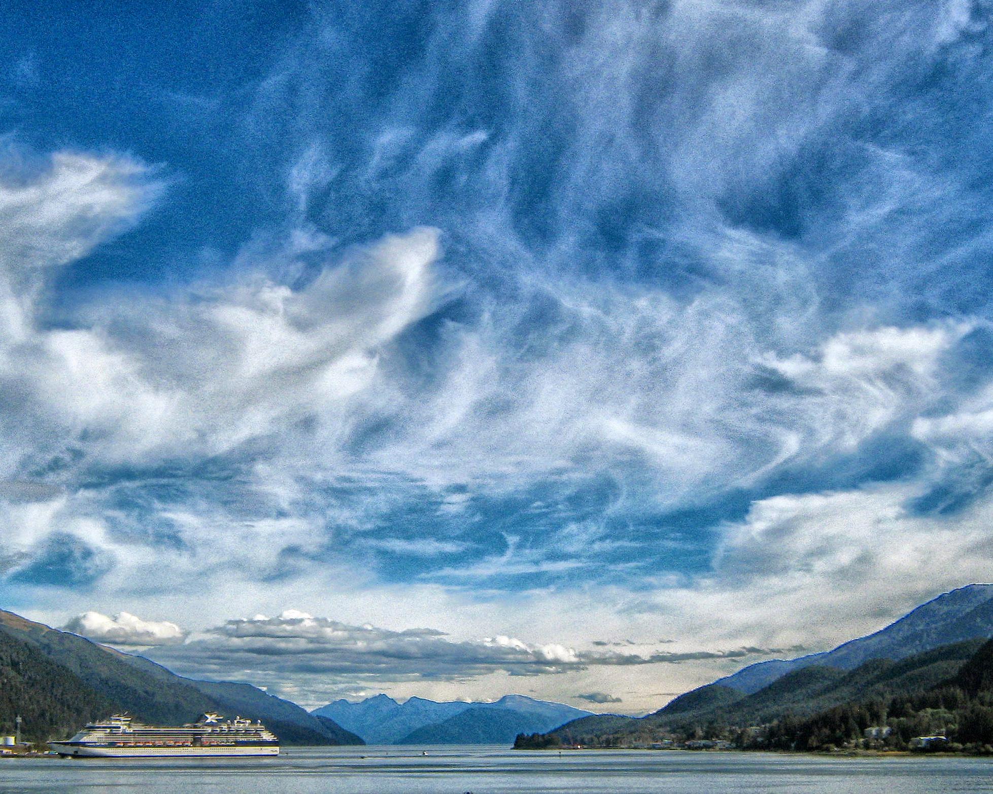 Pleasant Skies