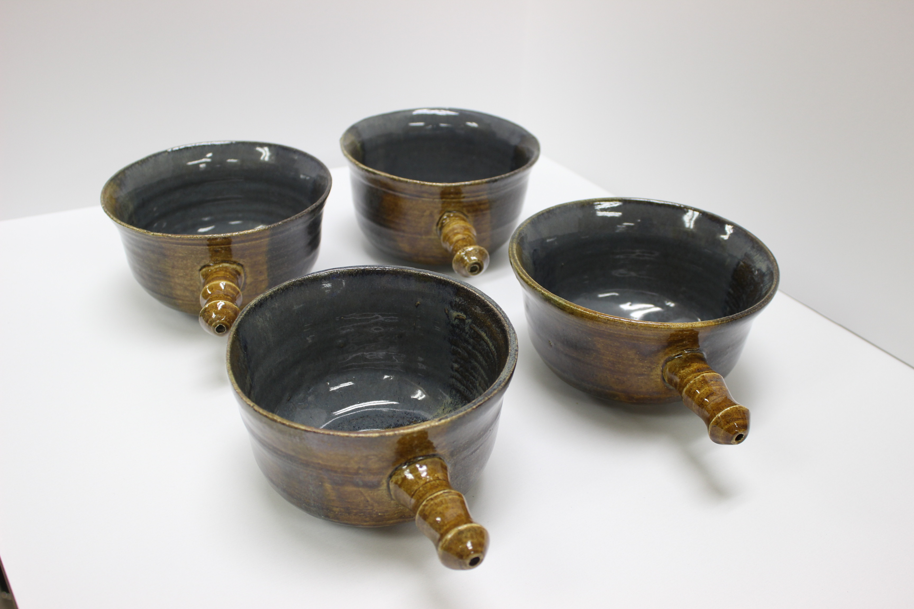 Bowls with Handles