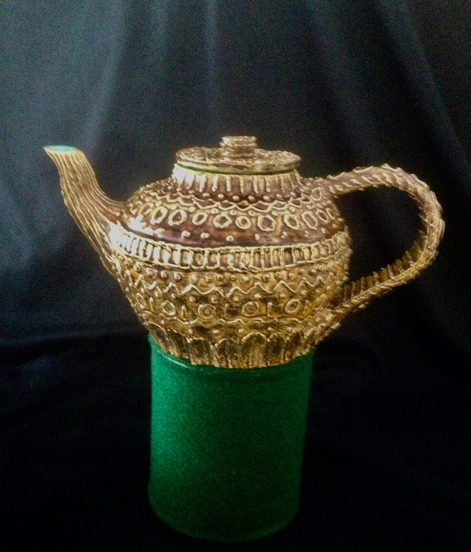 Earthy Teapot