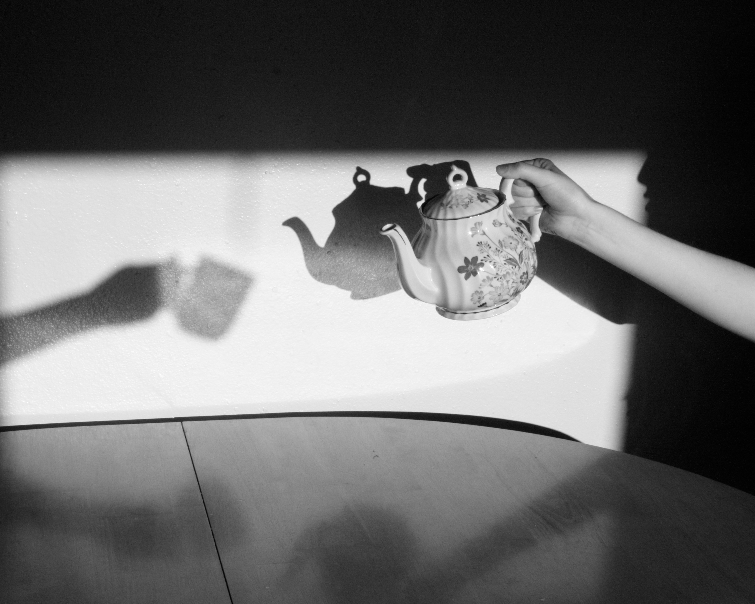 Teatime Featuring Shadow People