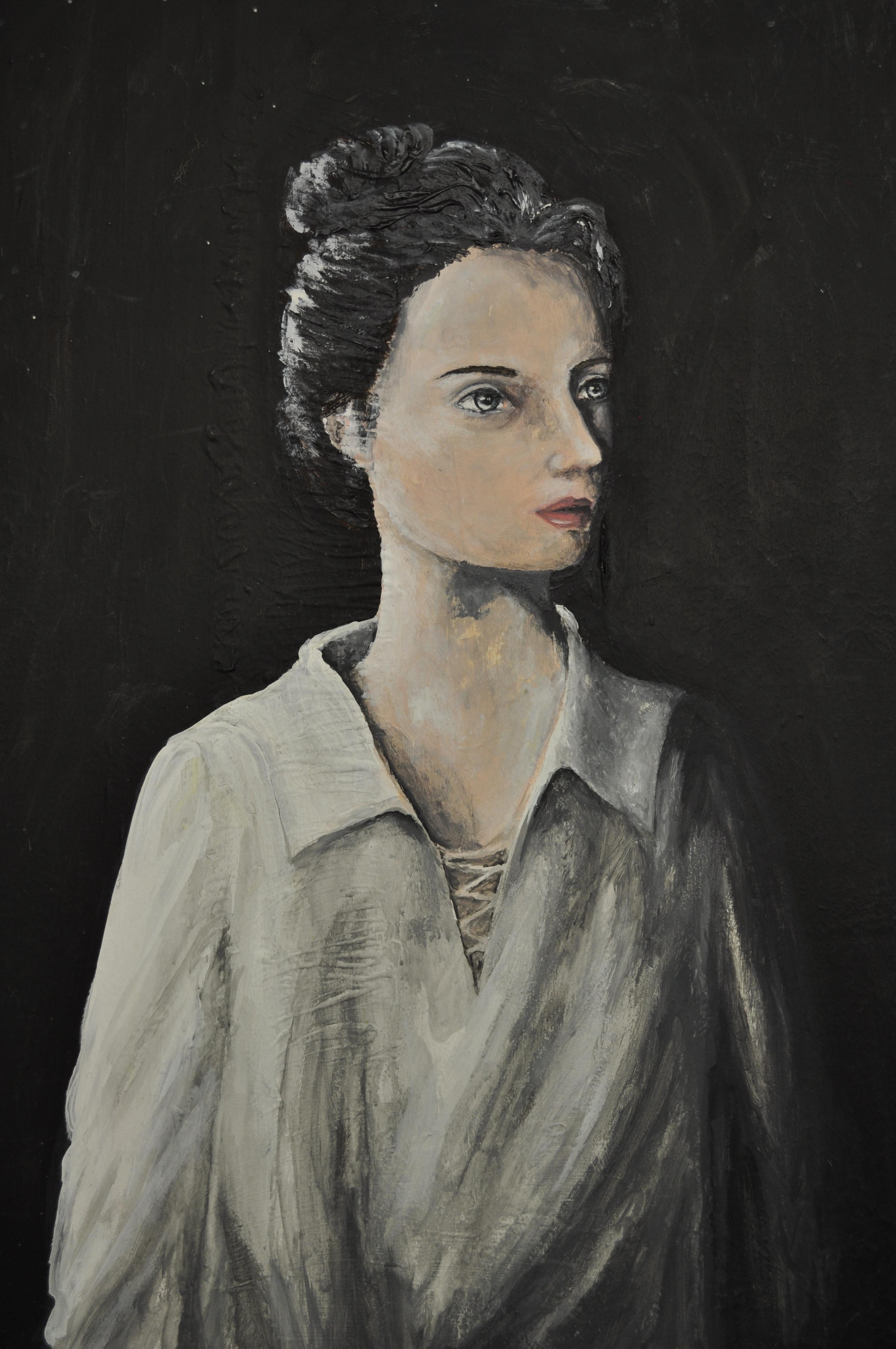 Portrait of Rachael