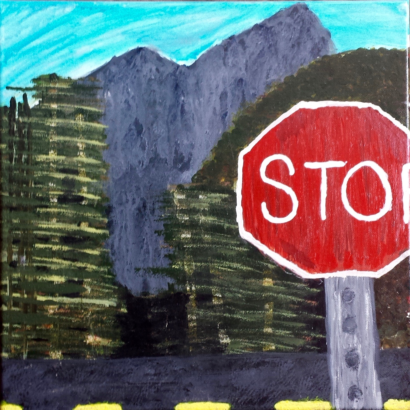Stop! In the name of wilderness