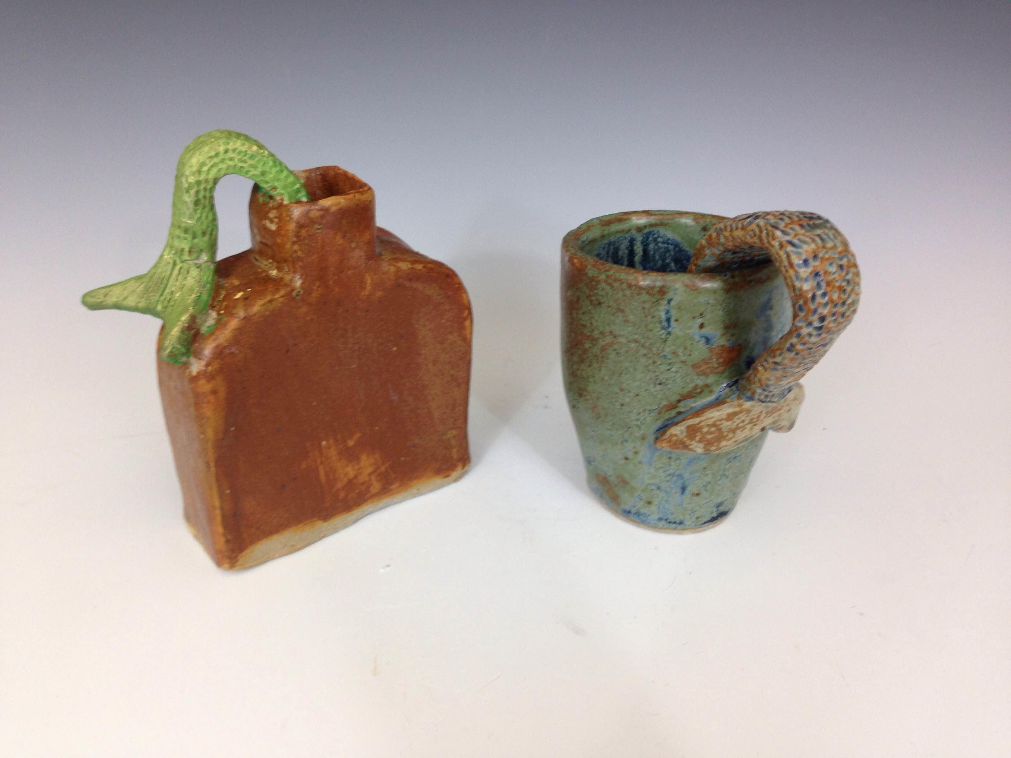 Mermaid Vessels