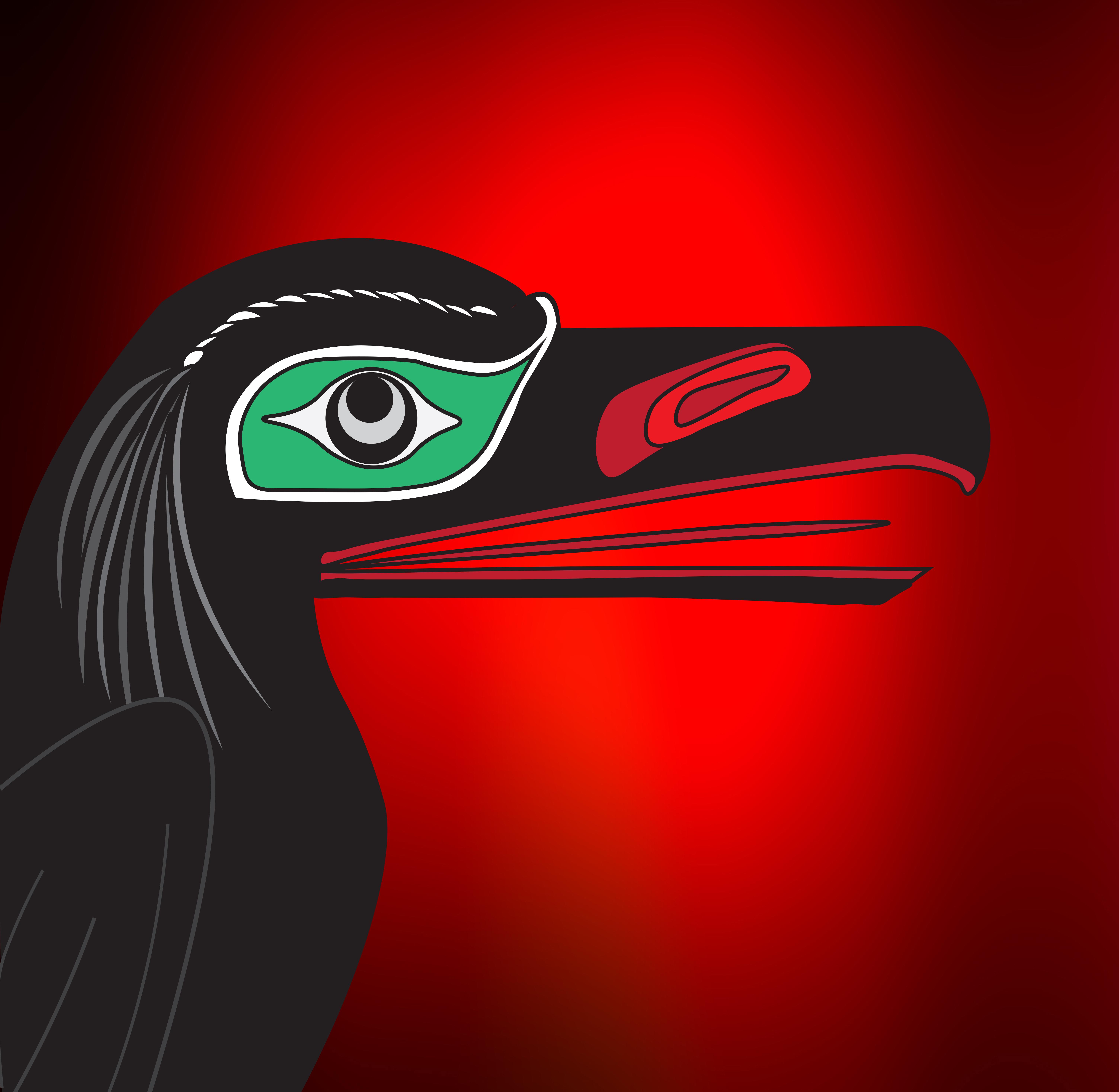 Raven's Mask